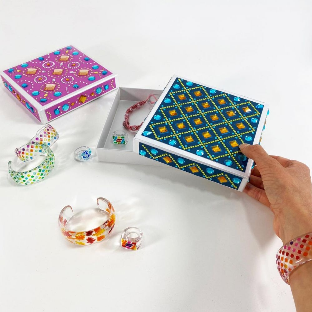 Sentosphere Make Your Own Jewellery Boxes