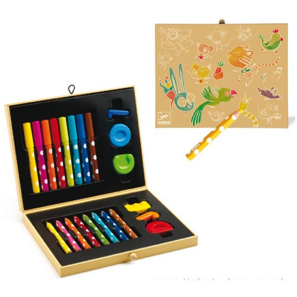 Box of Colours for Toddlers by Djeco