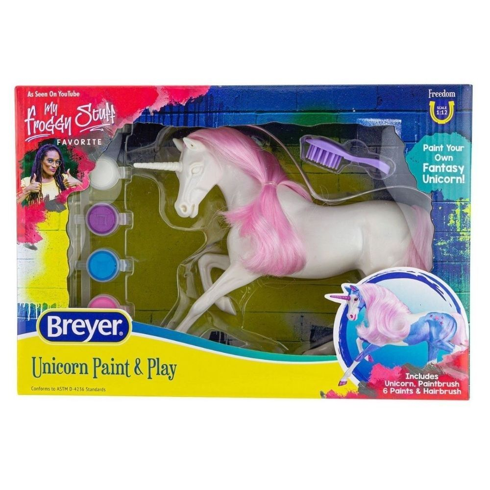 Breyer Paint Your Own Unicorn