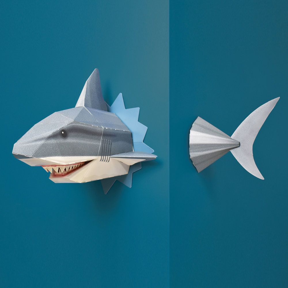 Clockwork Soldier - Create Your Own Snappy Shark