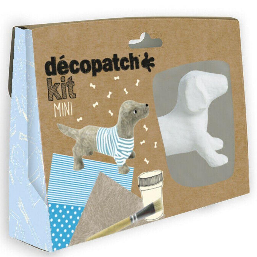 Decopatch Mini Kit - Dachshund