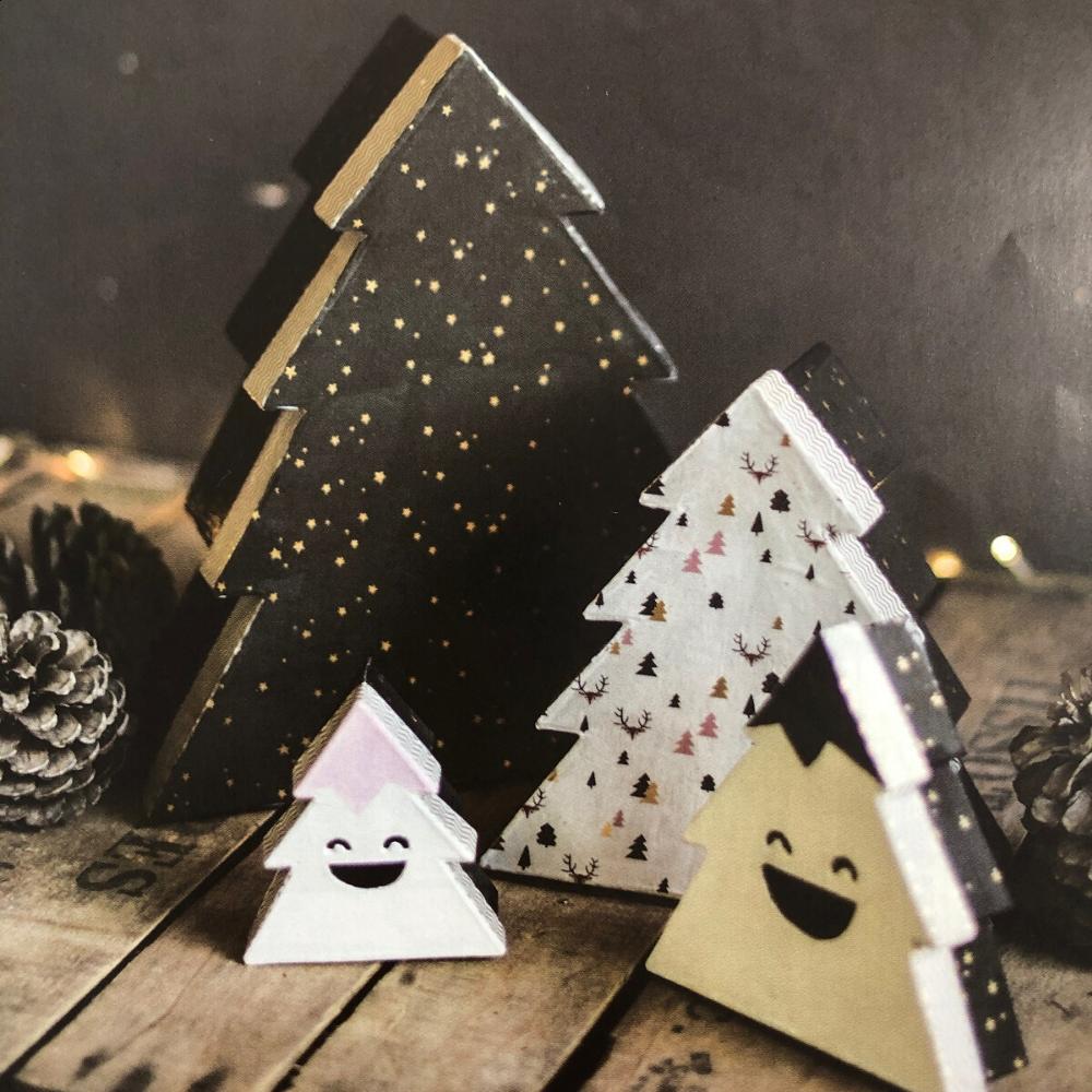 Decopatch Christmas Tree Box