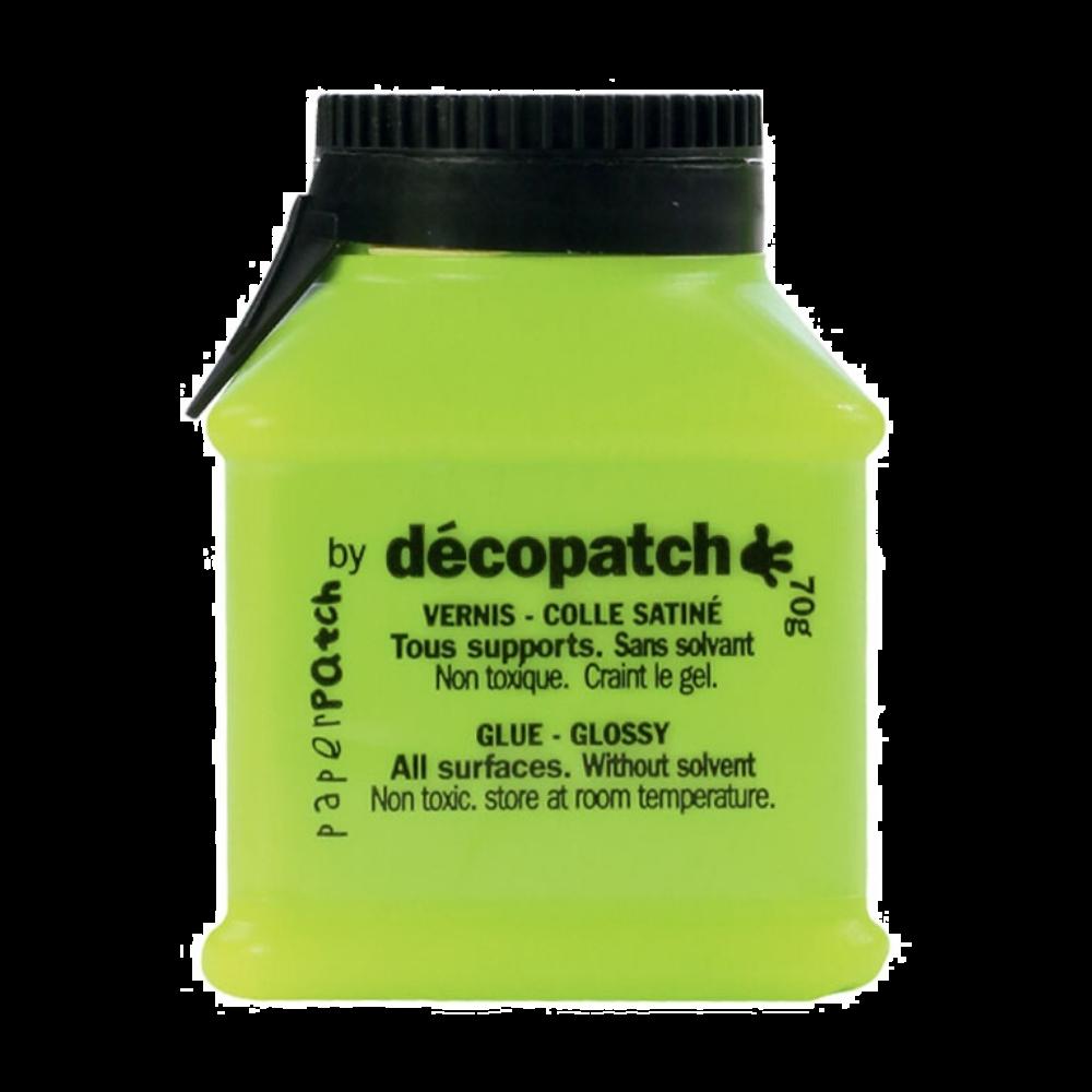 Decopatch Glossy Glue - 70g