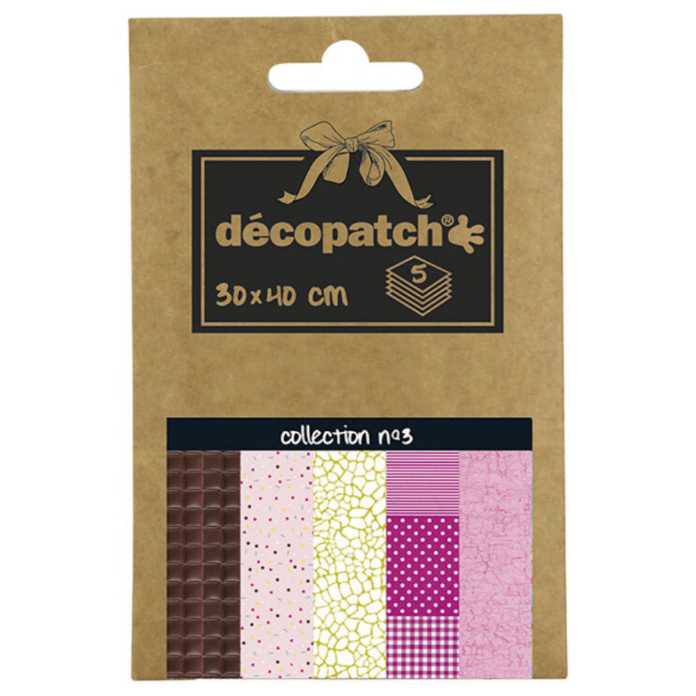 Decopatch Pocket Collection No 3