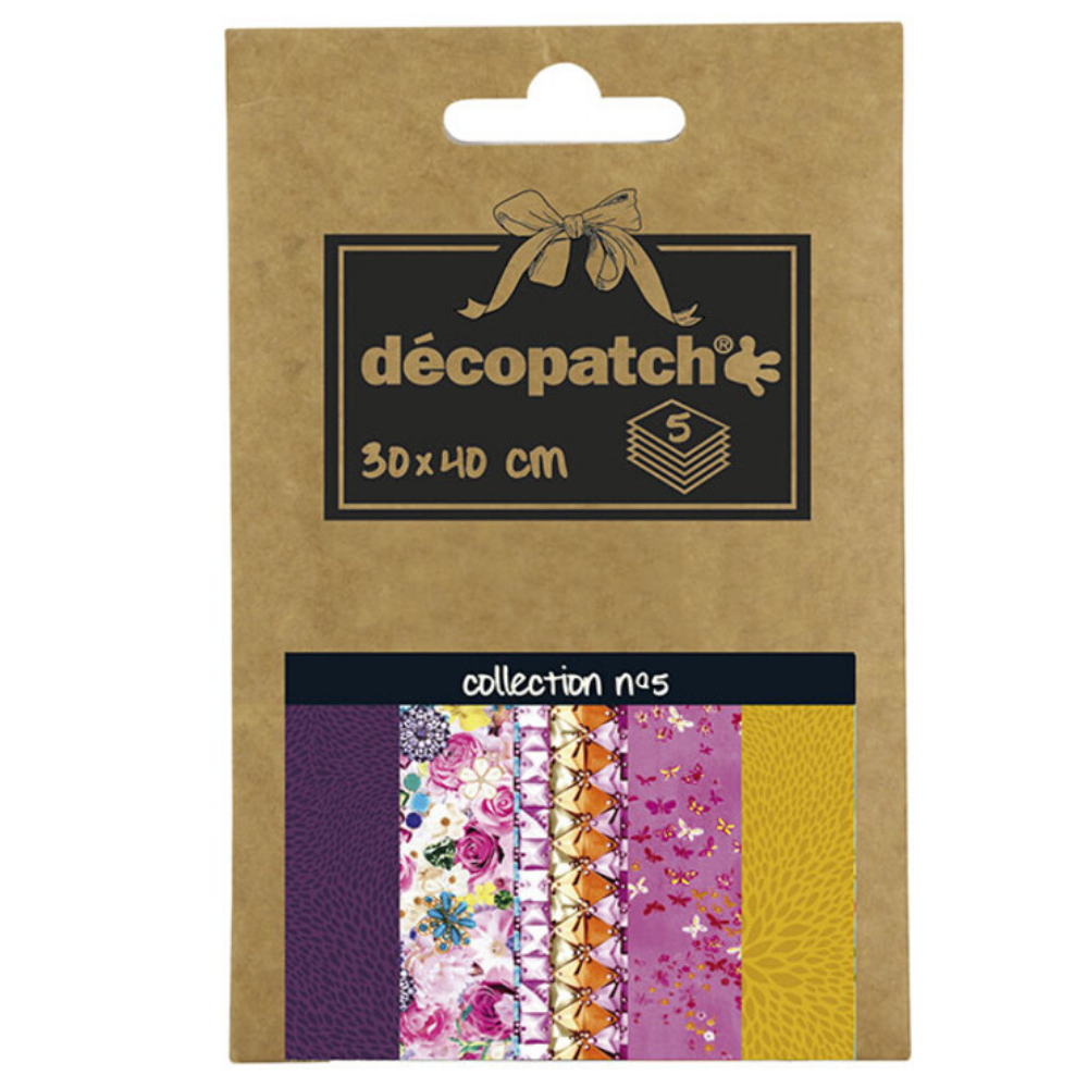 Decopatch Pocket Collection No 5