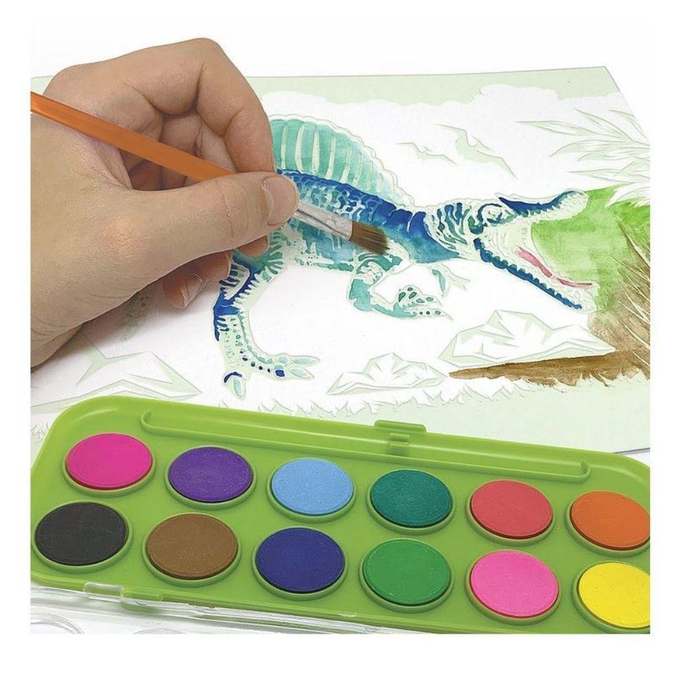 DinosArt Magic Watercolour15052