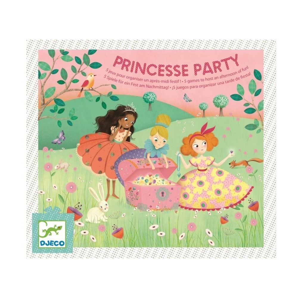 Djeco Princess Party Games