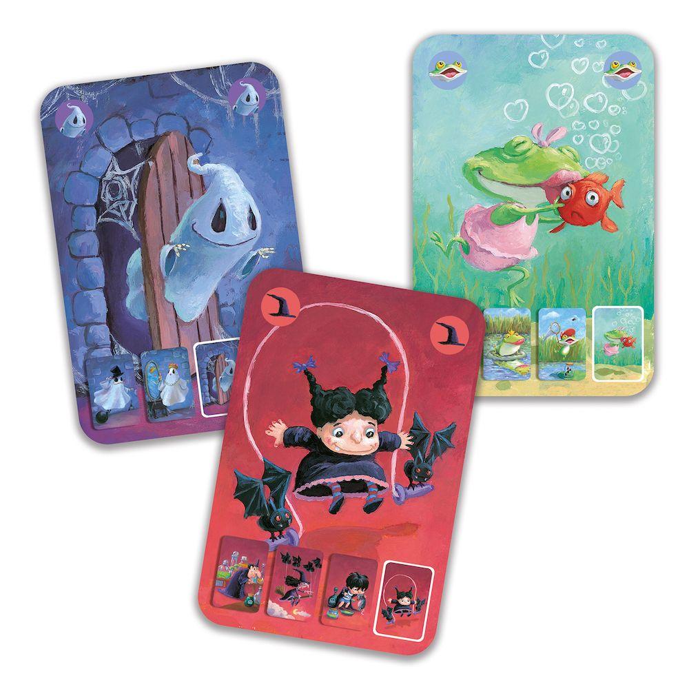 Mini family - Djeco Card Game