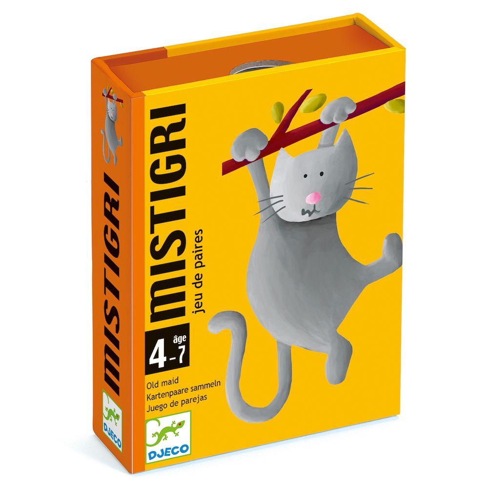 Mistigri - Djeco Card Game