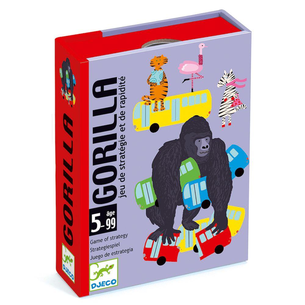 Djeco Card Games - Gorilla