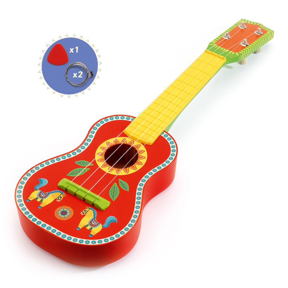 Djeco Toy Guitar