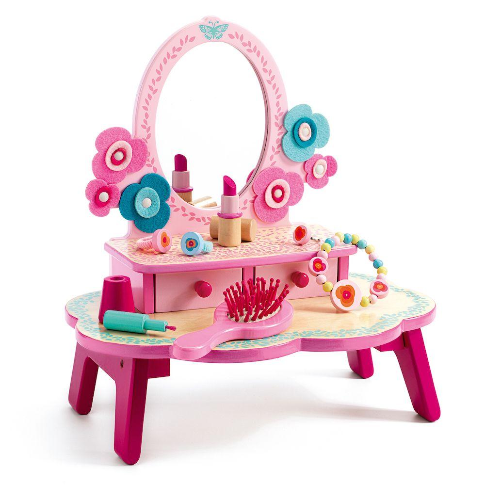 Djeco Flora Dressing Table