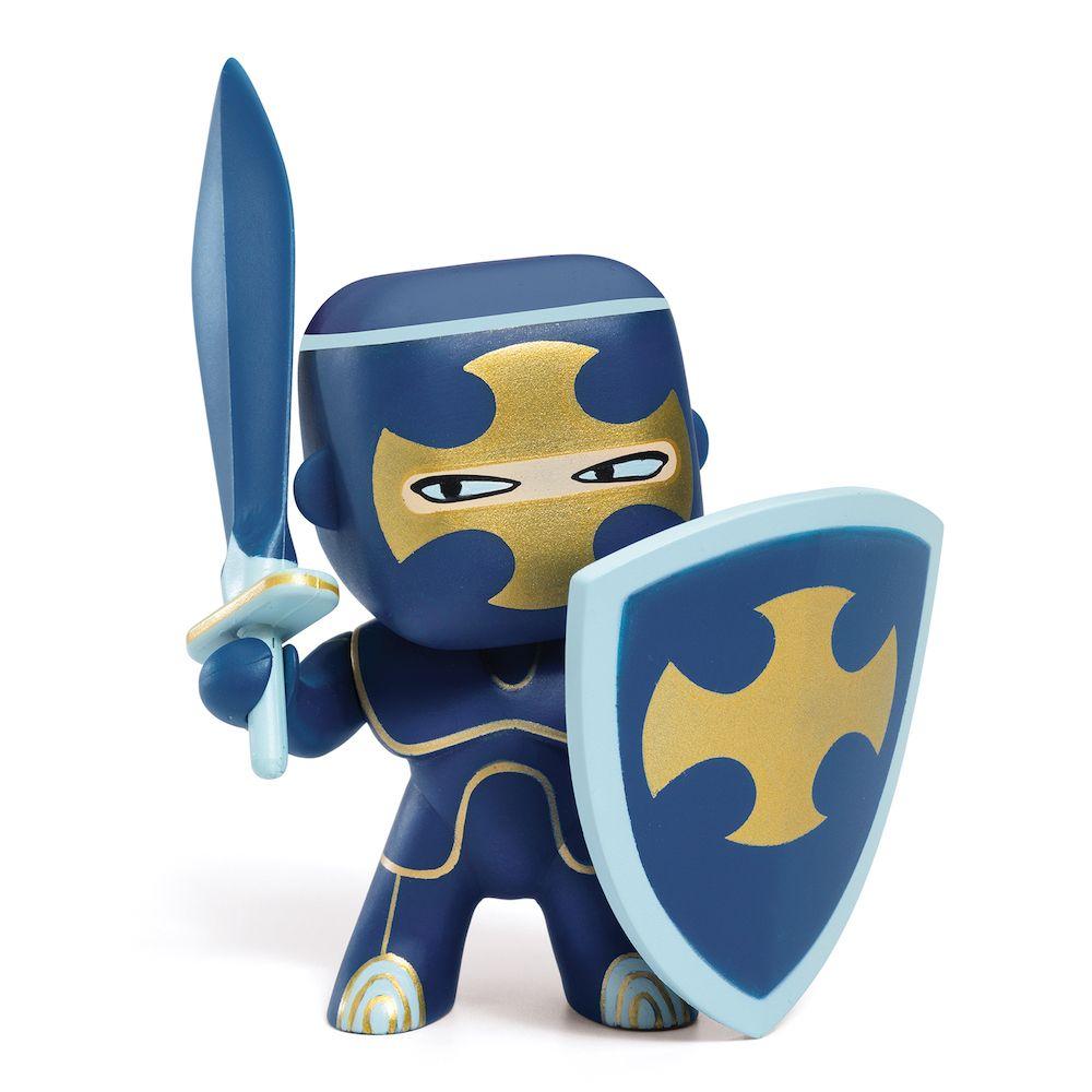Djeco Arty Toys - Dark Blue Knight