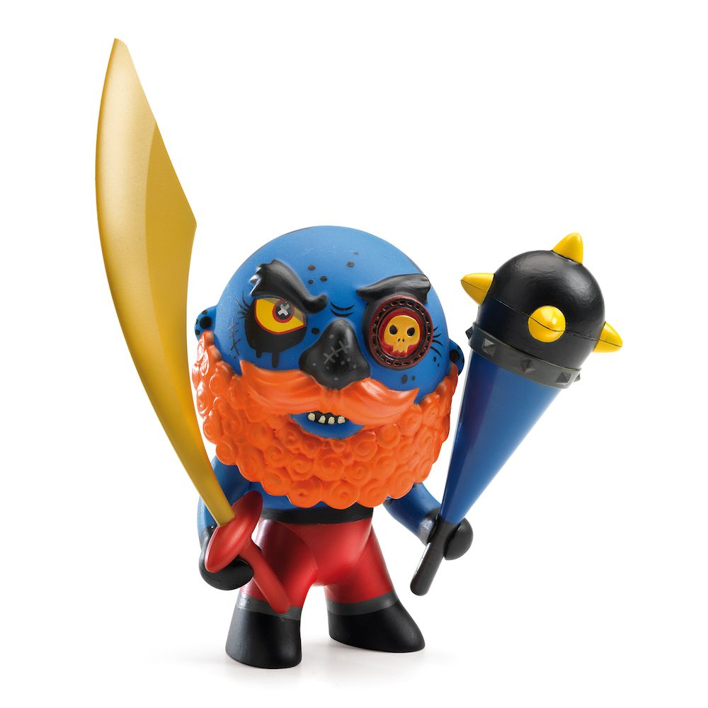 Djeco Arty Toys - Pirate So Hipster