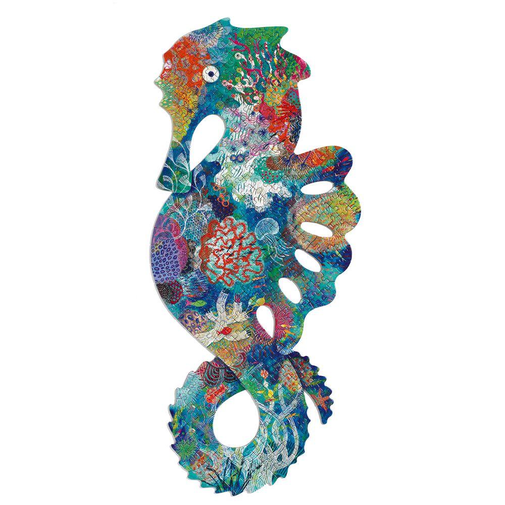Sea Horse - Djeco Art Puzzle