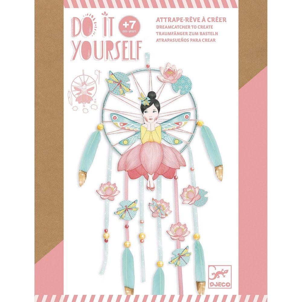 Djeco Do It Yourself - Dreamcatcher Lotus Fairy