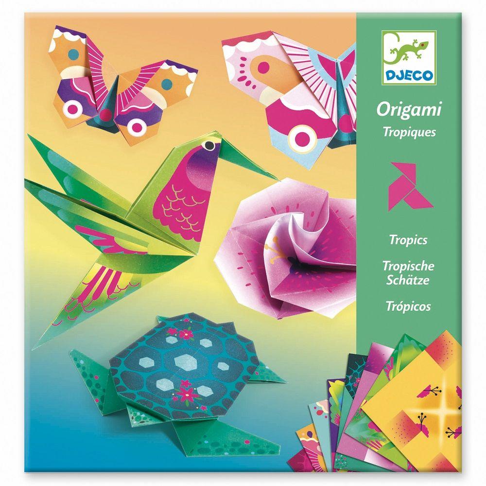Djeco Origami - Tropics