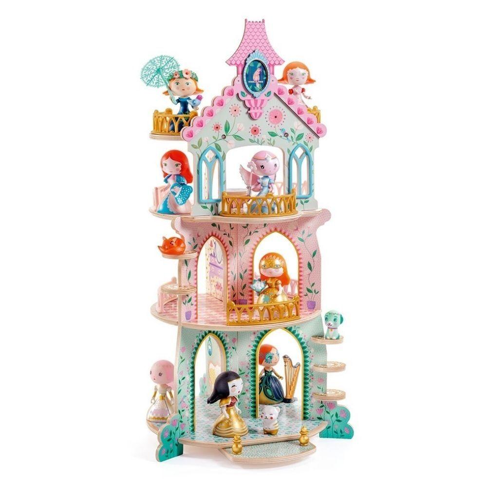 Djeco Arty Toys - Ze Princesses Tower