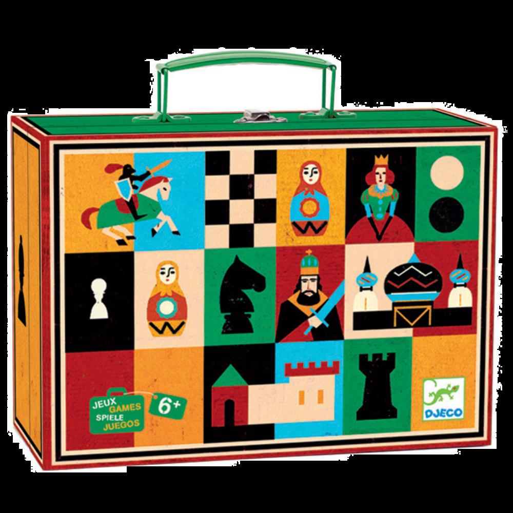 Djeco Chess Set