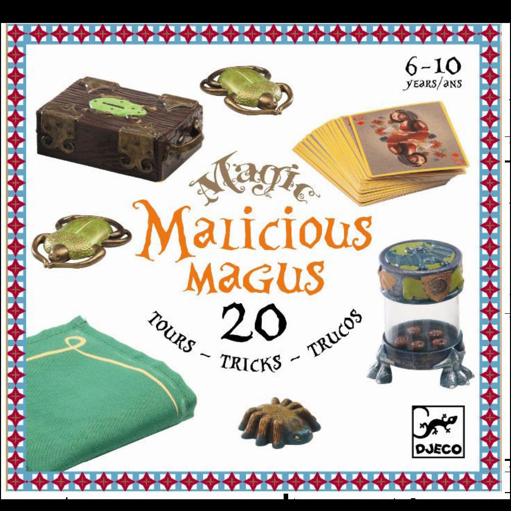 Djeco Malicious Magus Magic Set