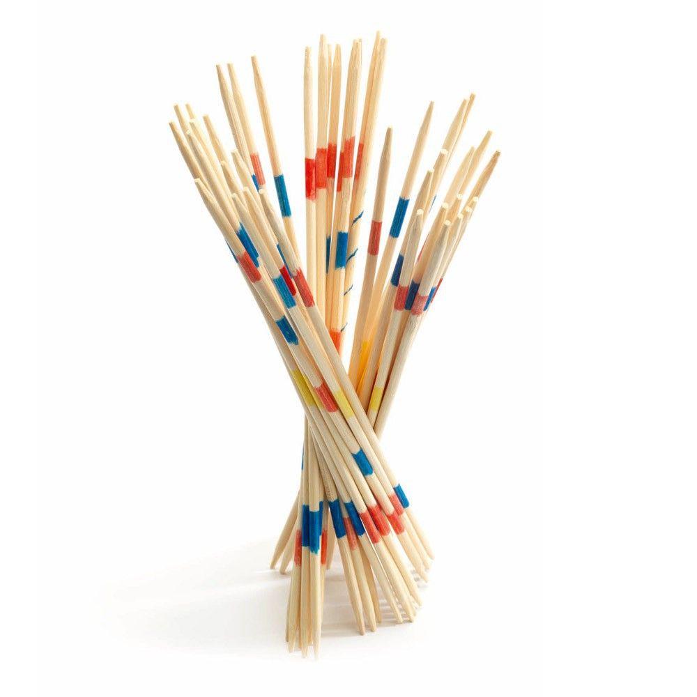 Djeco Mikado - Wooden Pick up Sticks Game