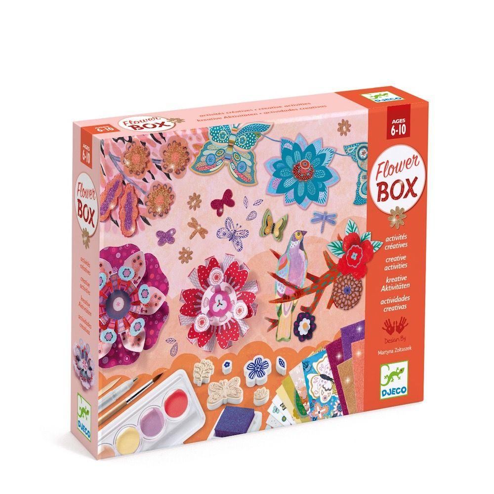 Djeco Multi Activity Kits - The Flower Garden