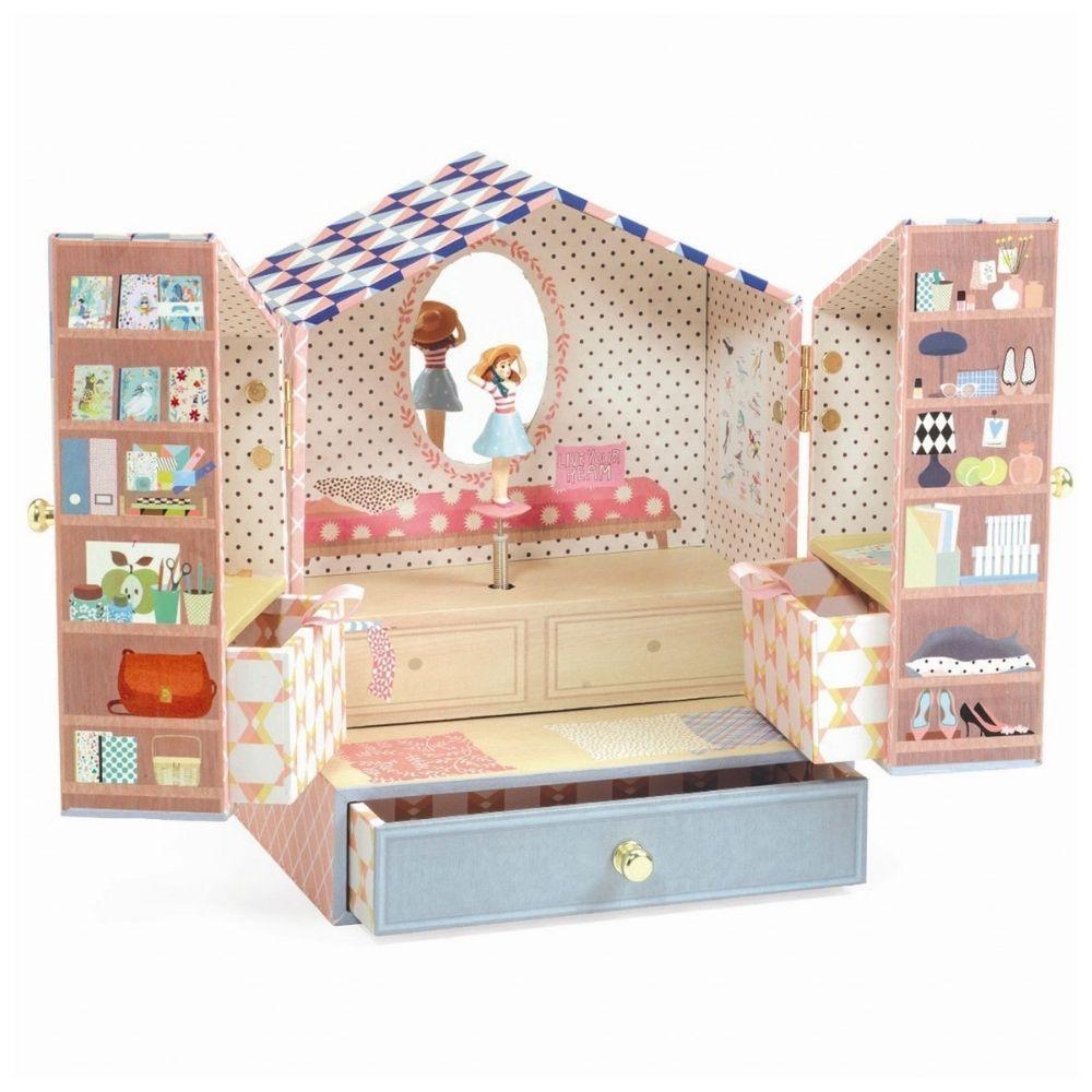 Djeco Musical Box - Tinou's Shop