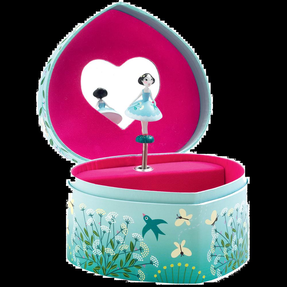 Djeco Musical Boxes  -  Budding Dancer