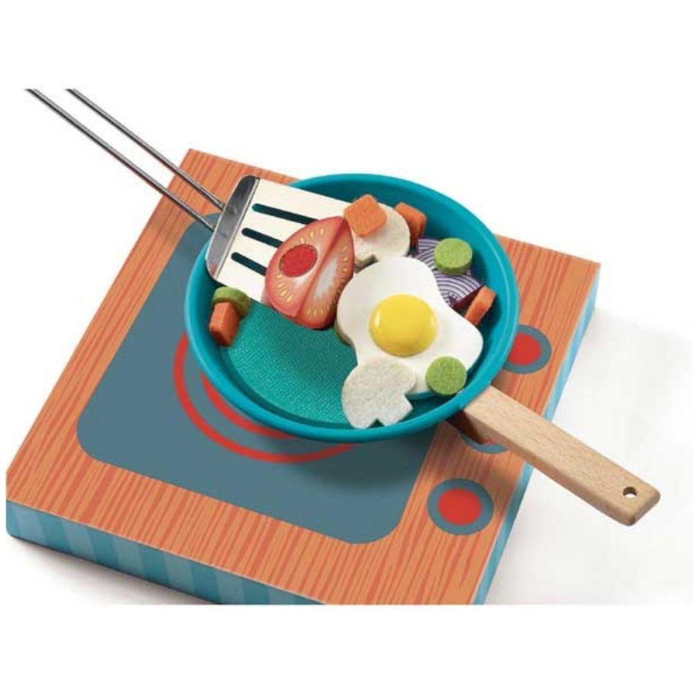 Djeco Pretend Play - Cook & Scratch