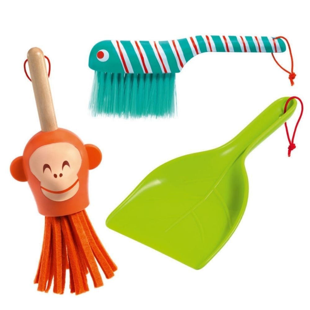 Djeco Pretend Play - Mister Clean DJ06648