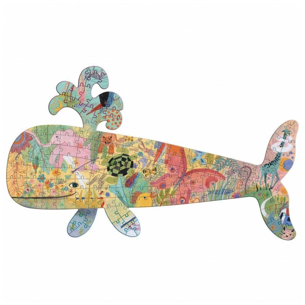 Djeco Puzzle Art - Whale