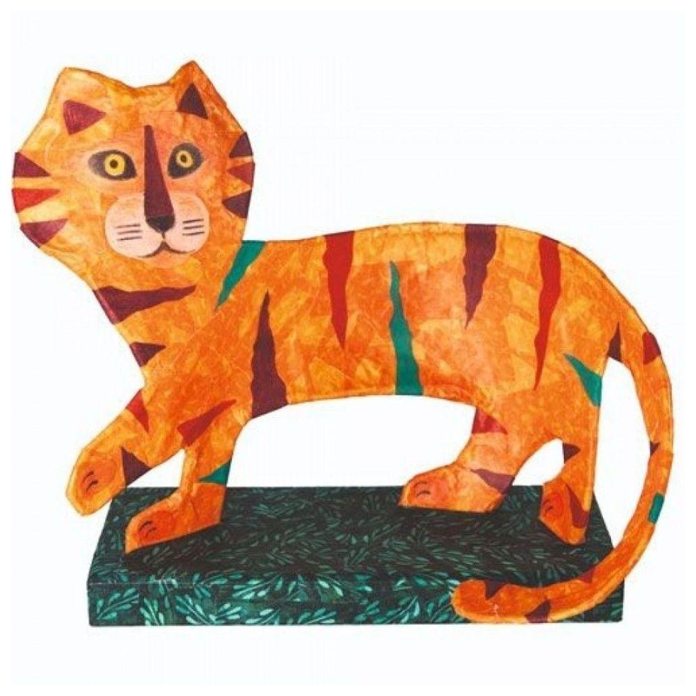 Djeco Sculpture Workshops - The Tiger