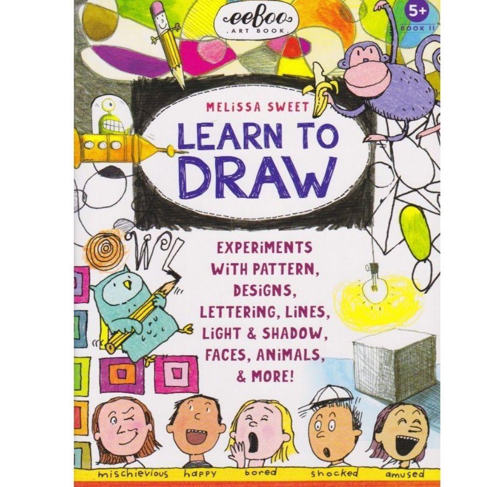 EeBoo Learn To Draw with Melissa Sweet