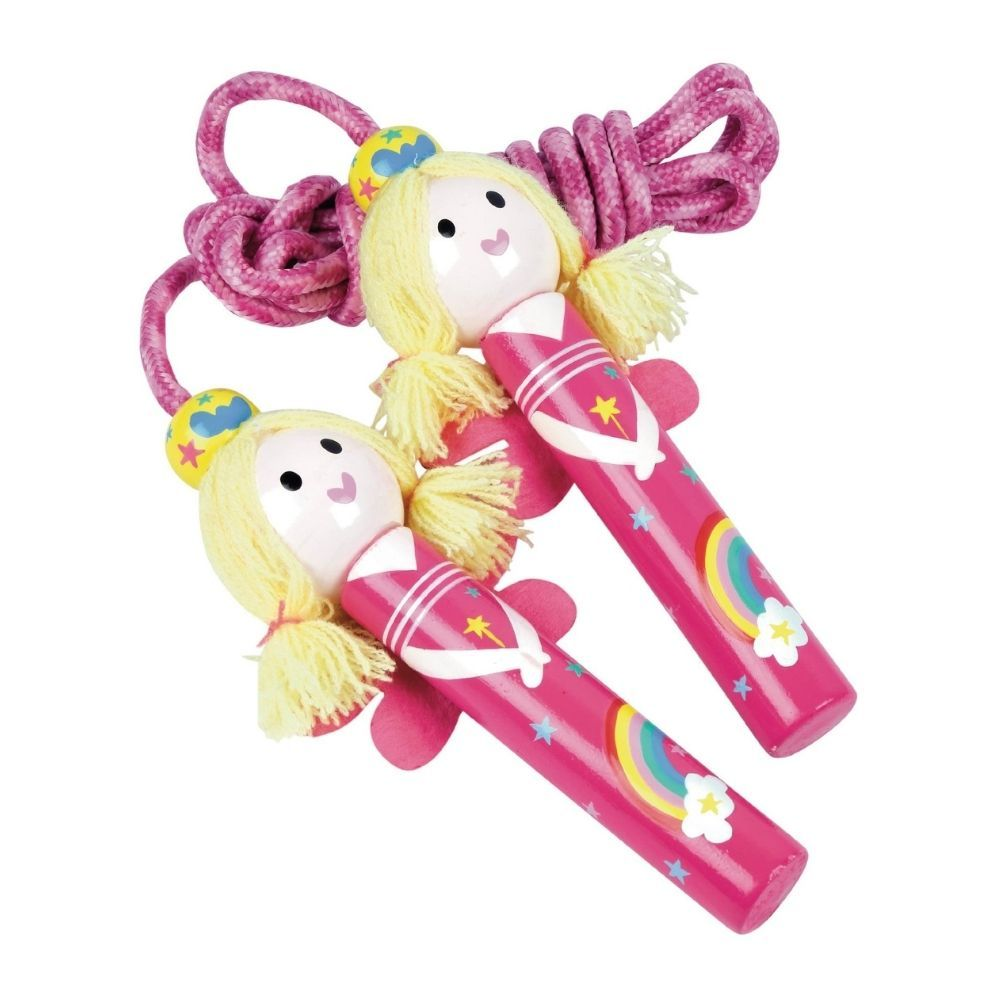 Floss and Rock Skipping Rope - Rainbow Fairy 42P63201220