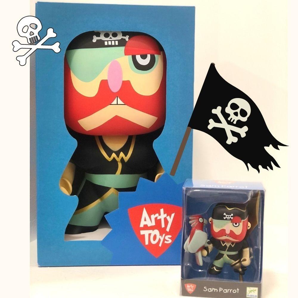 Djeco Arty Toys Room Decor - Giant Sam Parrot - save 25%