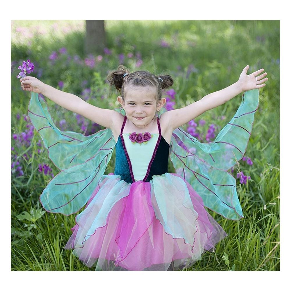 Great Pretenders - Fairy Blossom Dress With Wings