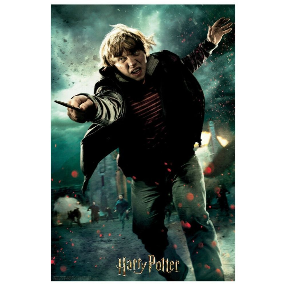 Harry Potter Prime 3D Puzzle - Ron Weasley