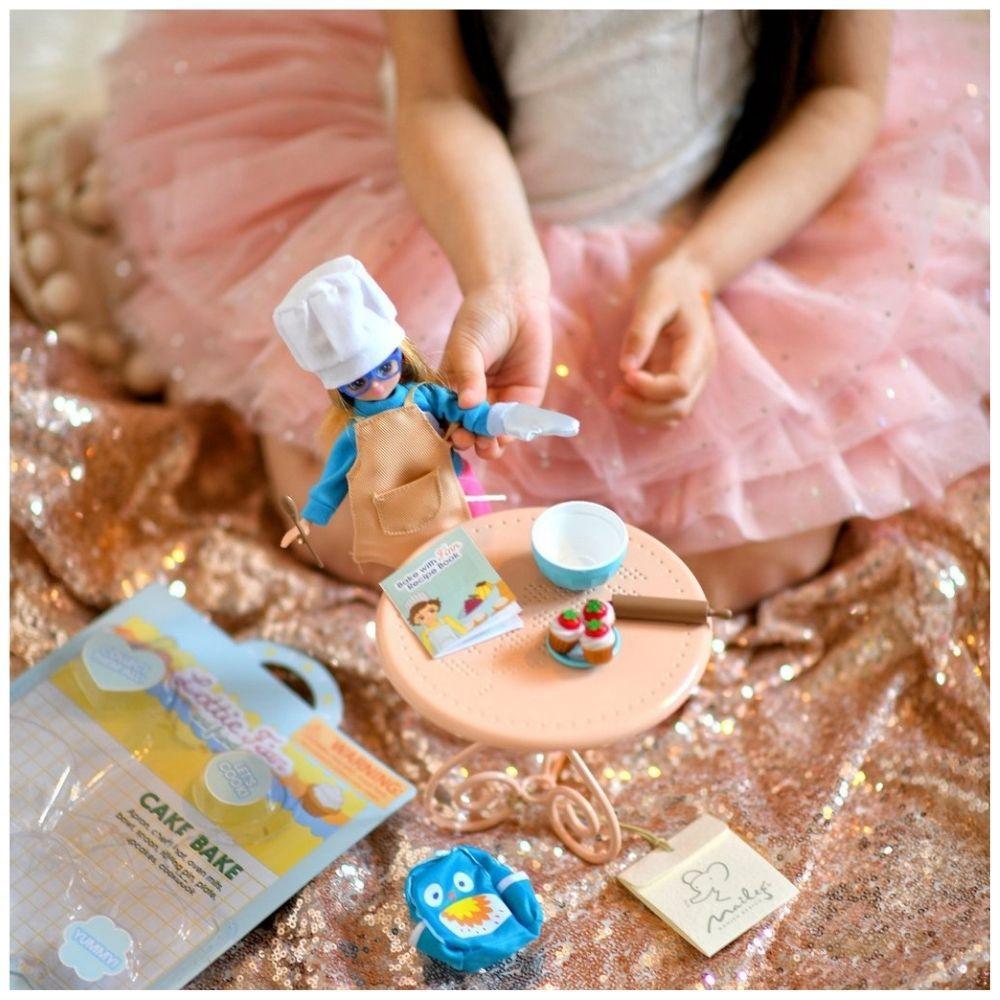 Lottie Doll Accessories - Cake Bake LT109