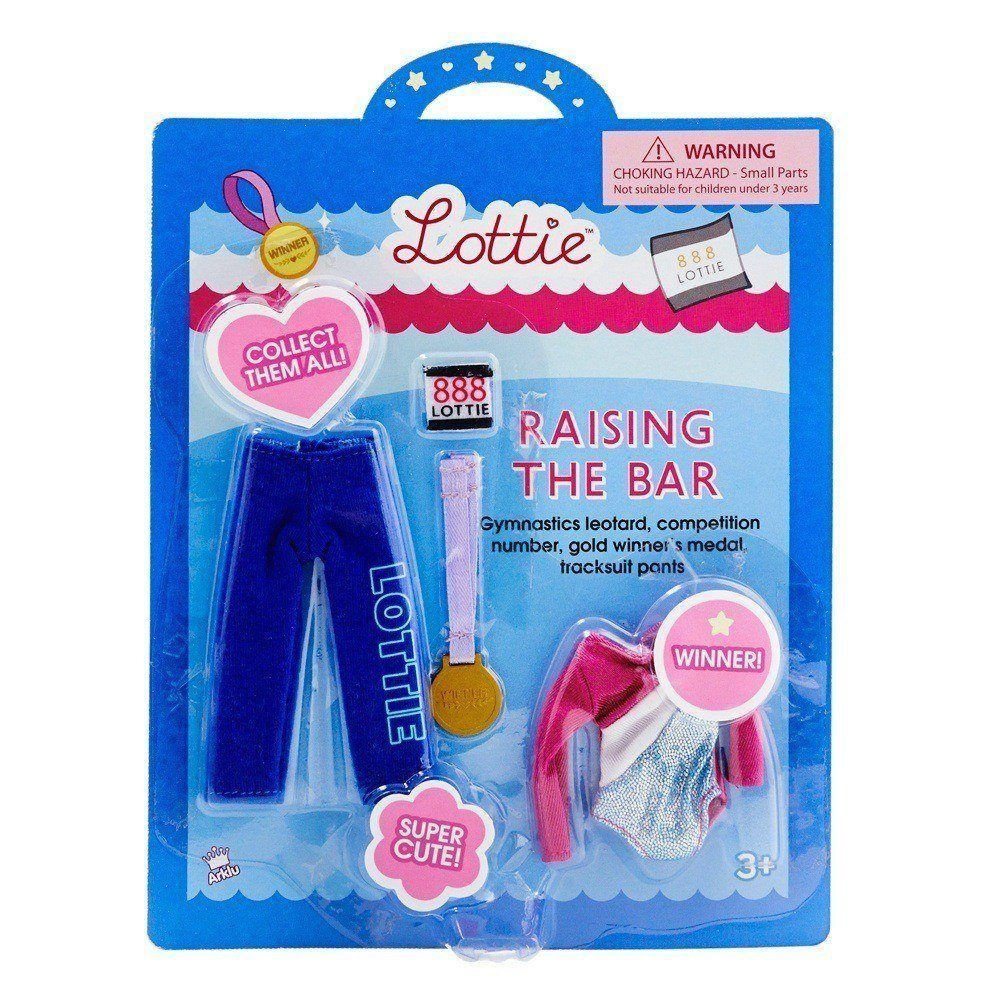 Lottie Doll Outfits - Raising the Bar