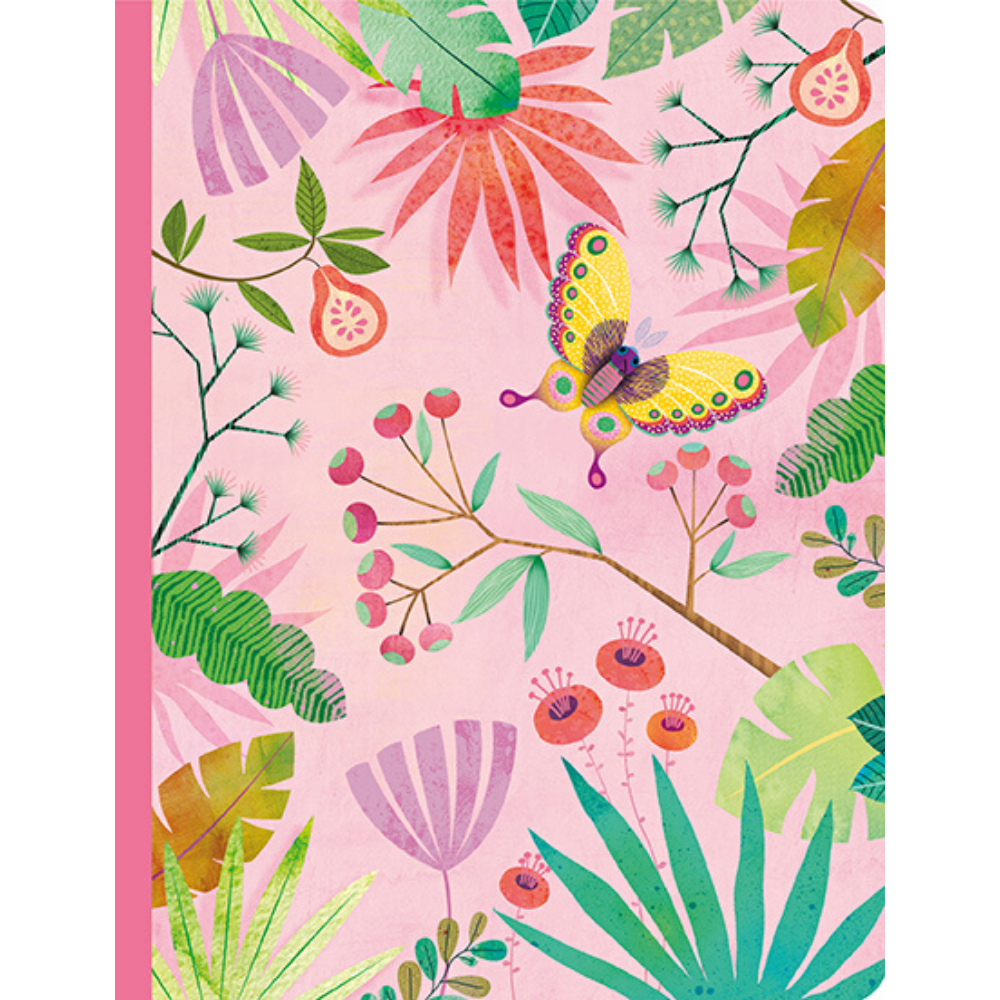 Marie Notebook - Djeco Stationery