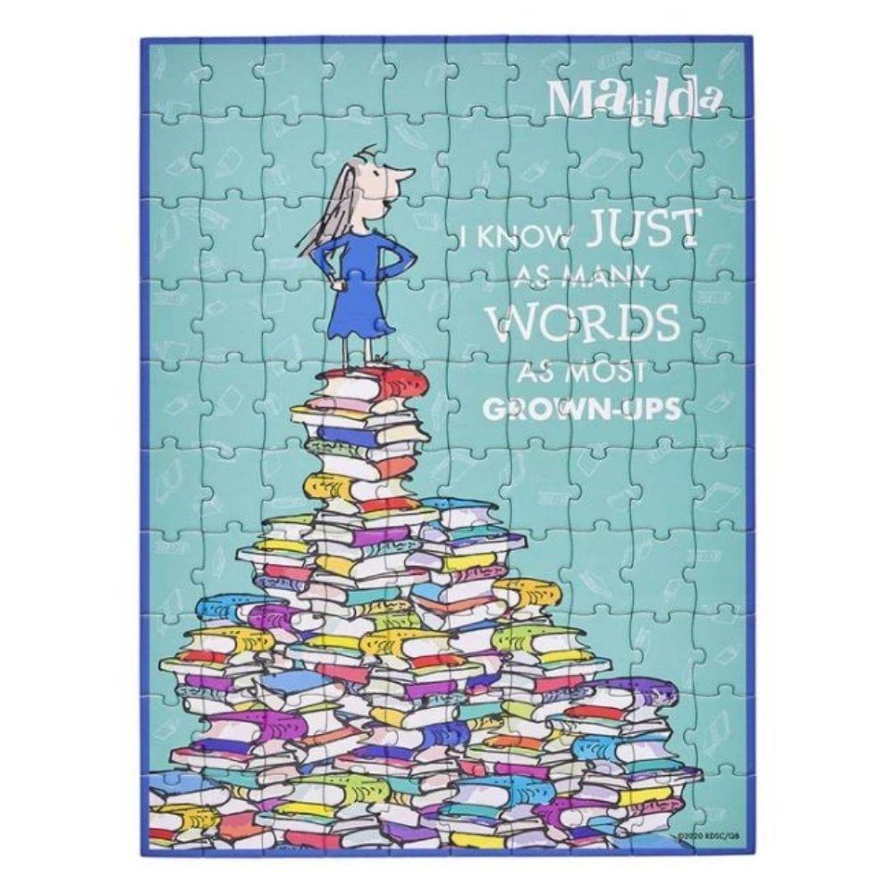 Roald Dahl Matilda 100 Piece Puzzle