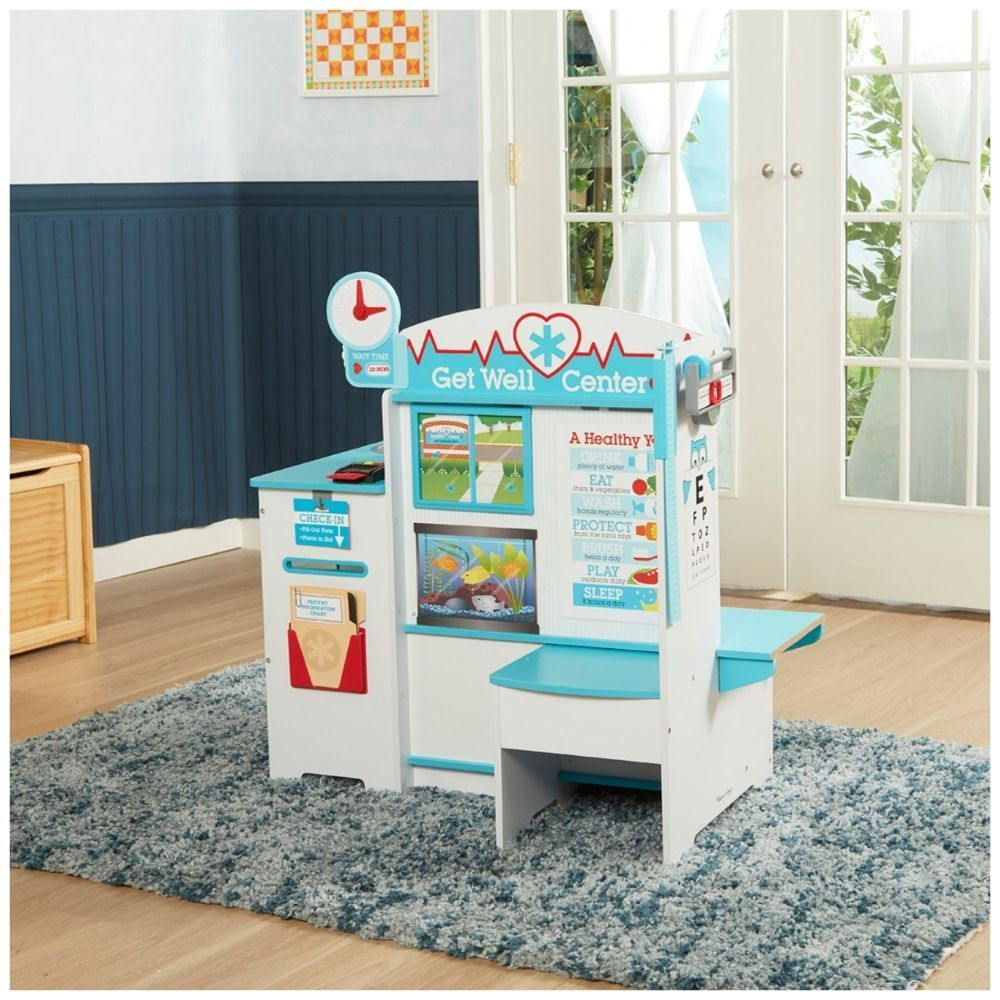 Melissa and Doug Doctor Activity Centre