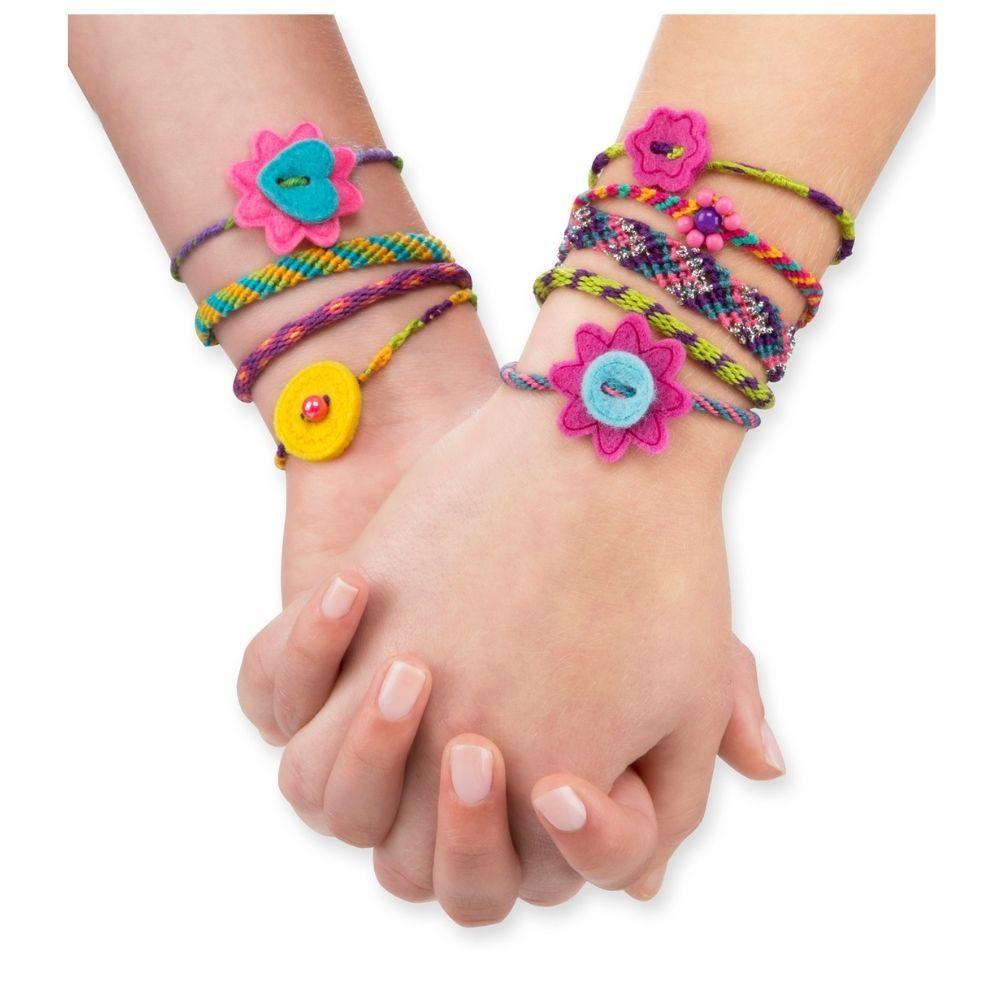 Melissa & Doug On The Go Friendship Bracelets 19422