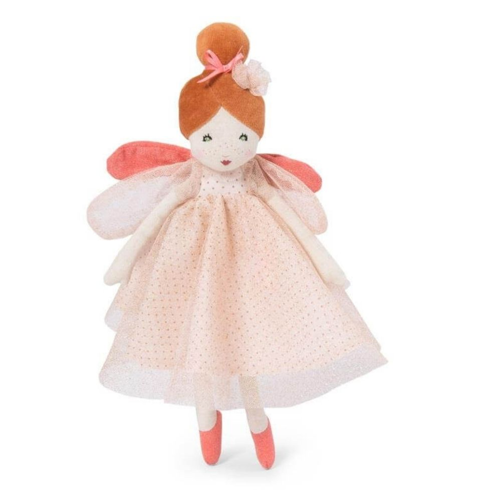 Moulin Roty - Little Pink Fairy Doll