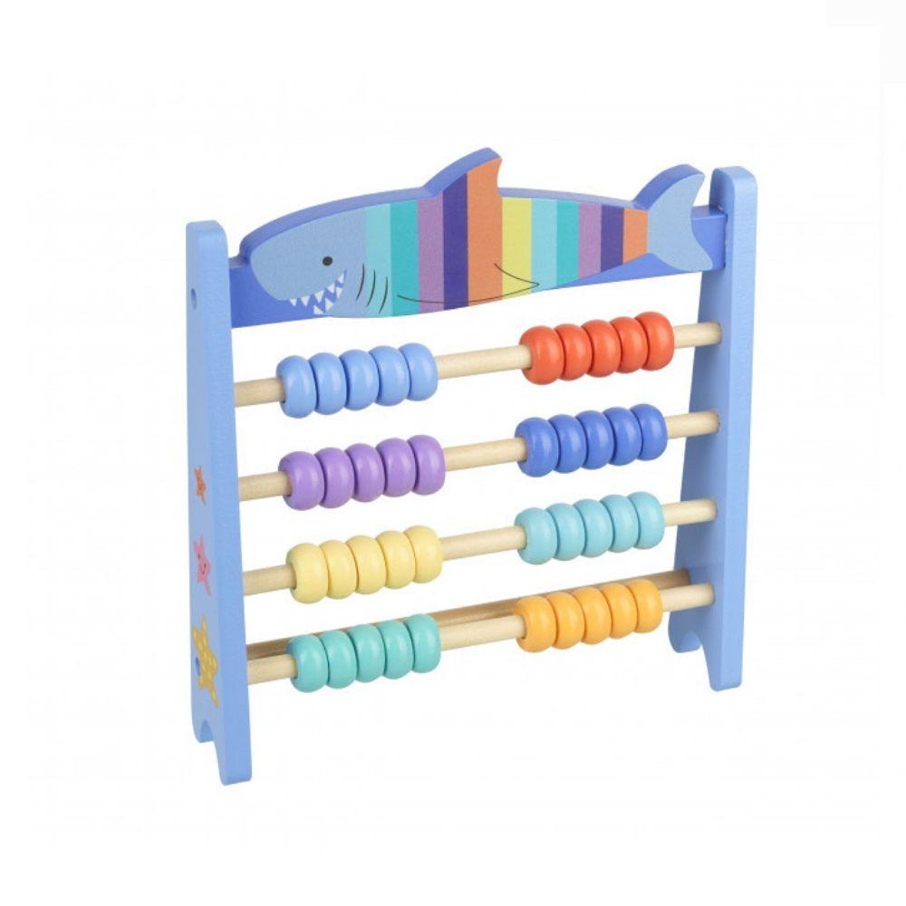 Orange Tree Toys - Shark Abacus