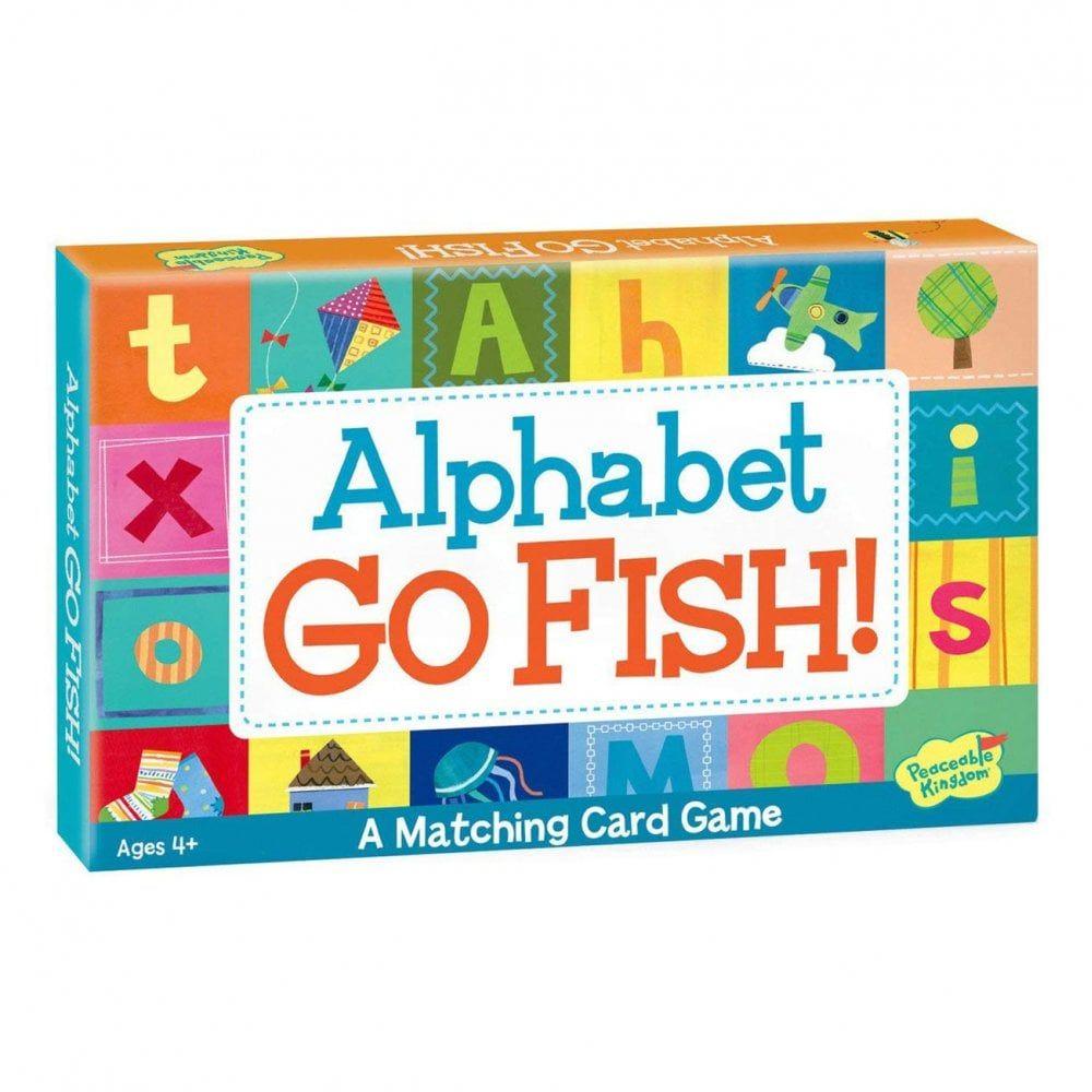 Alphabet Go Fish