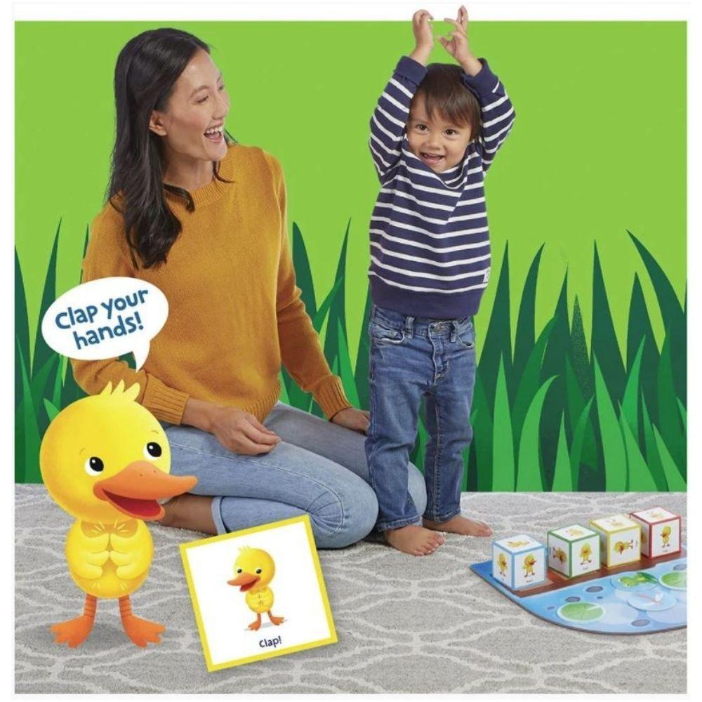 Peaceable Kingdom Duck, Duck Dance Game