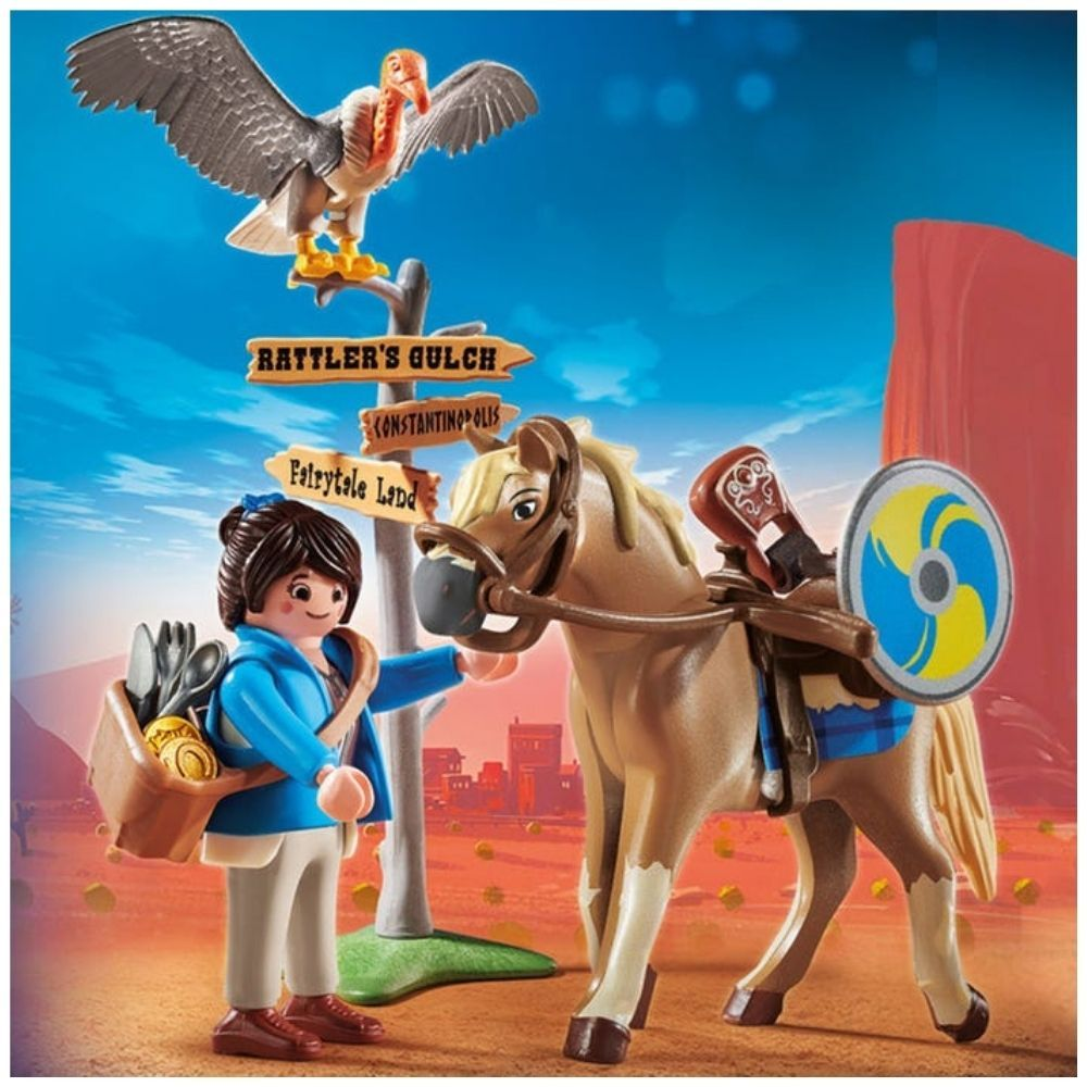 Playmobil Marla with Horse 70072
