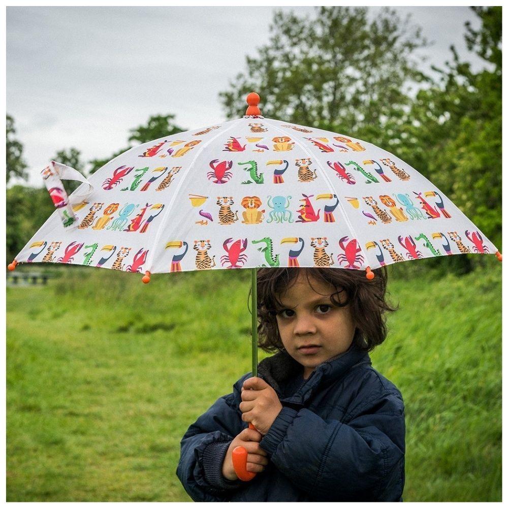 Rex London Colourful Creatures Children's Umbrella