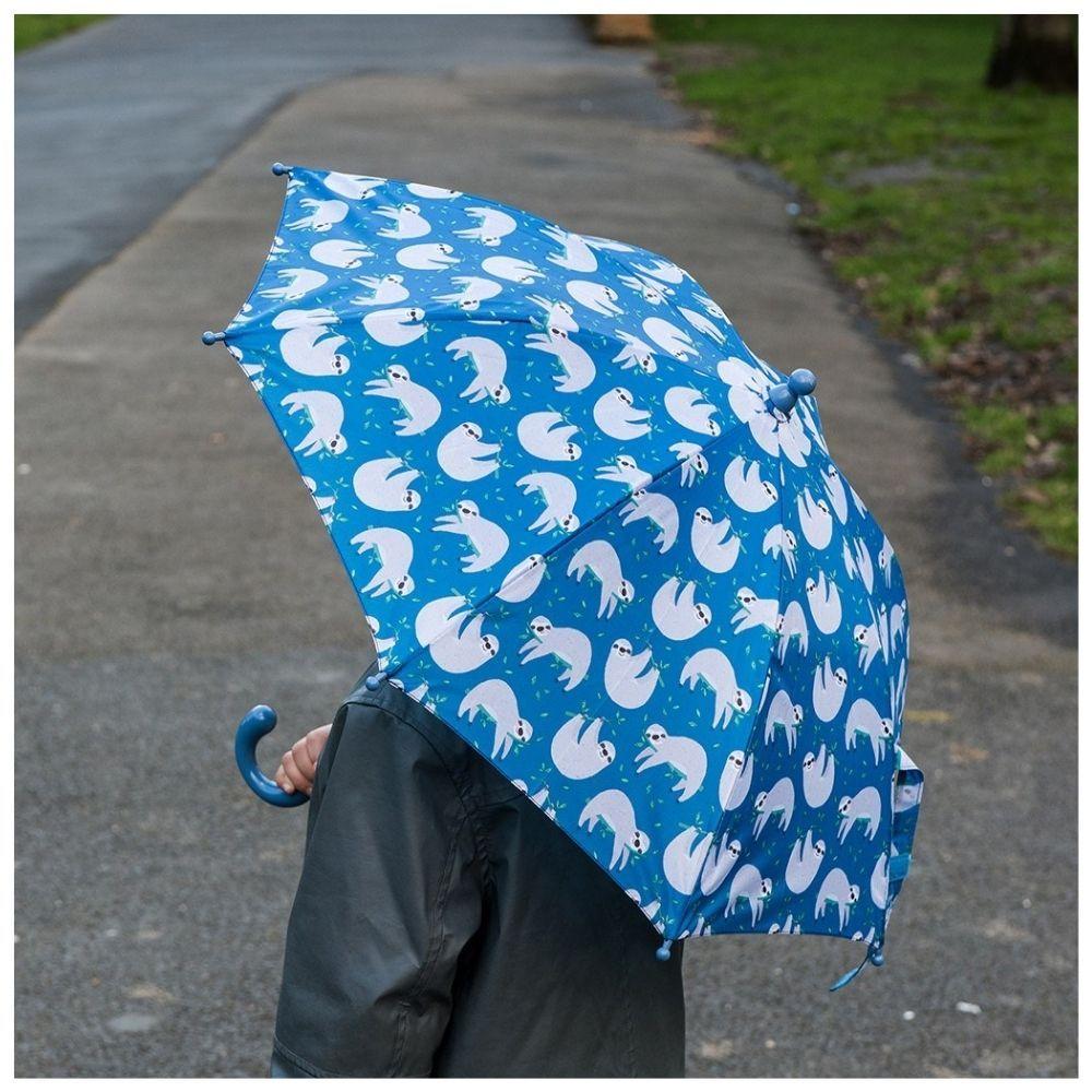 Rex London Sydney the Sloth Children's Umbrella